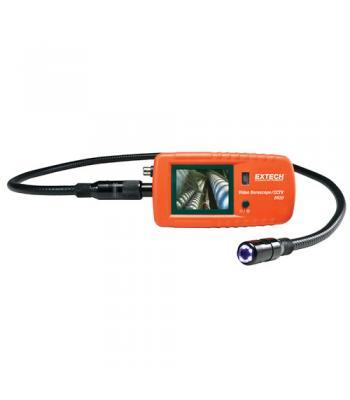 Extech BR-50 [BR50] 17mm Video Borescope/Camera Tester