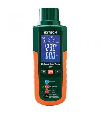 Extech CT70 [CT70] AC Circuit Load Tester