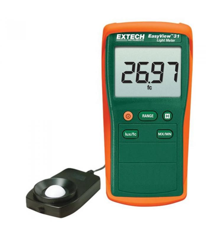 Extech EA31 EasyView™ Light Meter