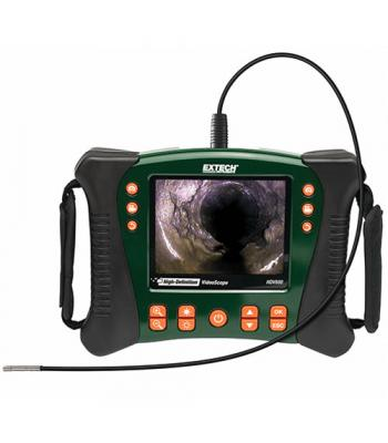 Extech HDV-610 [HDV610] 5.5mm High Definition VideoScope with 1m Flexible Cable
