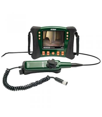 Extech HDV-640 [HDV640] VideoScope Video Inspection Camera with Articulating Probe