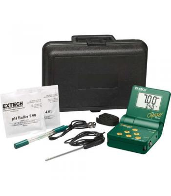 Extech Oyster [Oyster-16] pH / mV / Temperature Meter Kit
