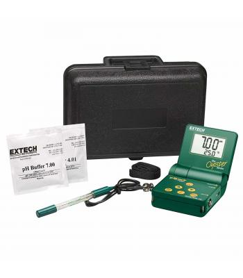 Extech Oyster [Oyster-15] pH / mV / Temperature Meter Kit