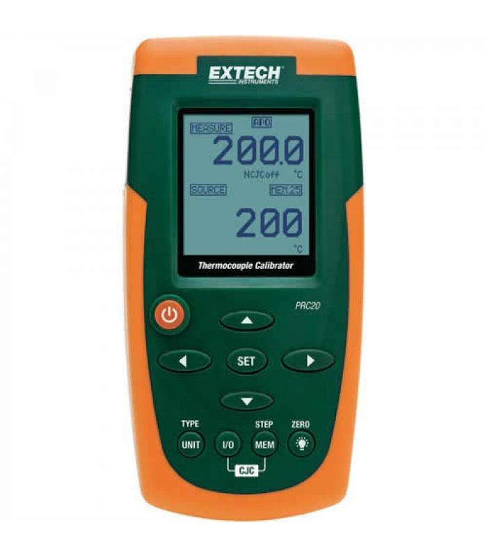 Extech PRC20 [PRC20] Thermocouple Calibrator