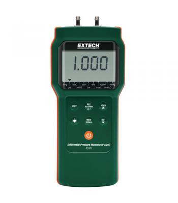 Extech PS101 [PS101] Differential Pressure Manometer (1psi)