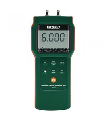 Extech PS106 [PS106] Differential Pressure Manometer (6psi)