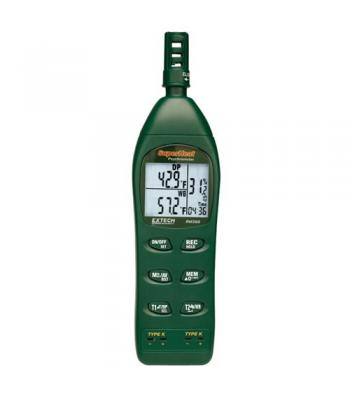 Extech RH350 [RH350] Dual Input Hygro-Thermometer Psychrometer