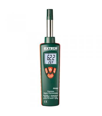Extech RH490 [RH-490] Precision Hygro-Thermometer