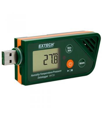 Extech RHT35 [RHT35] USB Humidity / Temperature / Barometric Pressure Datalogger