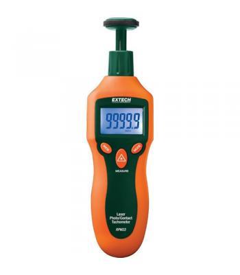 Extech RPM33 [RPM33 Combination Contact/Laser Photo Tachometer