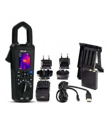 FLIR CM-275-KIT [CM275-KIT] Thermal Imaging Clamp Meter Kit