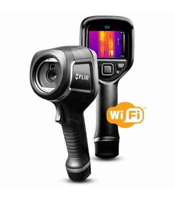 FLIR E5-XT [63909-1004] Infrared (IR) Camera with Extended Temperature Range 15°C to 50°C (5°F to 122°F)