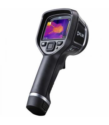 FLIR E6 WIFI [63907-0704] Infrared Camera with MSX and WiFi Technologies -4 to 482°F (2 to 250°C) *DIHENTIKAN LIHAT FLIR E6-XT*