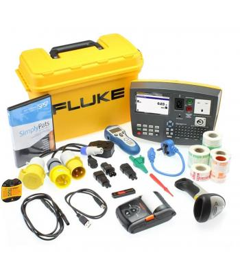 Fluke 6500-2 [FLUKE-6500-2-KIT-D] Portable Appliance Tester Kit D