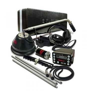 Fisher Labs XLT30A [XLT-30A]  Liquid Leak Detector w/Big Foot Microphone and Hydrophonic Probe