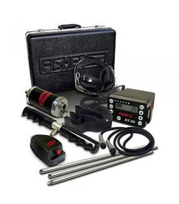 Fisher Labs XLT30C [XLT-30C] Liquid Leak Detector w/Little Foot Microphone and Hydrophobic Probe