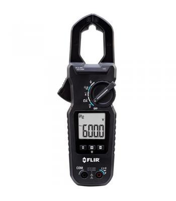 Flir CM-44 [CM44] 600V/400A AC Digital TRMS Clamp Meter with Type K