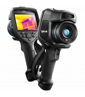 FLIR E85-14 [78501-0201] Advanced Thermal Imaging Camera with MSX and UltraMax Technologies, 14° Lens
