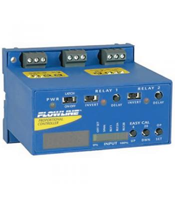 Flowline DataPoint LC52 [LC52-1001] Single Tank Level Indicator with 2 Relays