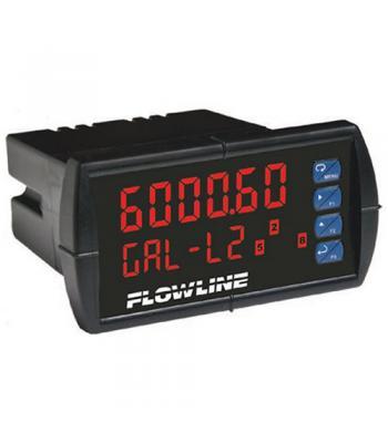 Flowline DeltaView LI55 [LI55-1001] Level Controller, 85 to 265 VAC, Meter only
