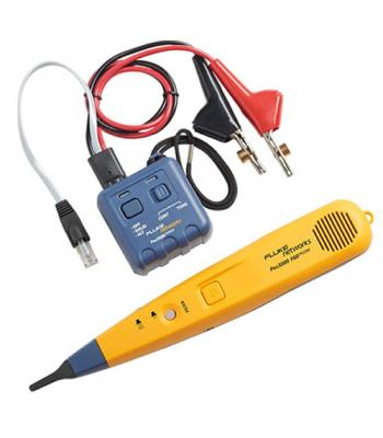 Fluke Networks Pro3000F [PRO3000F60-KIT] Filtered Probe and Tone Generator Kit, 60 Hz Frequencies Filtered