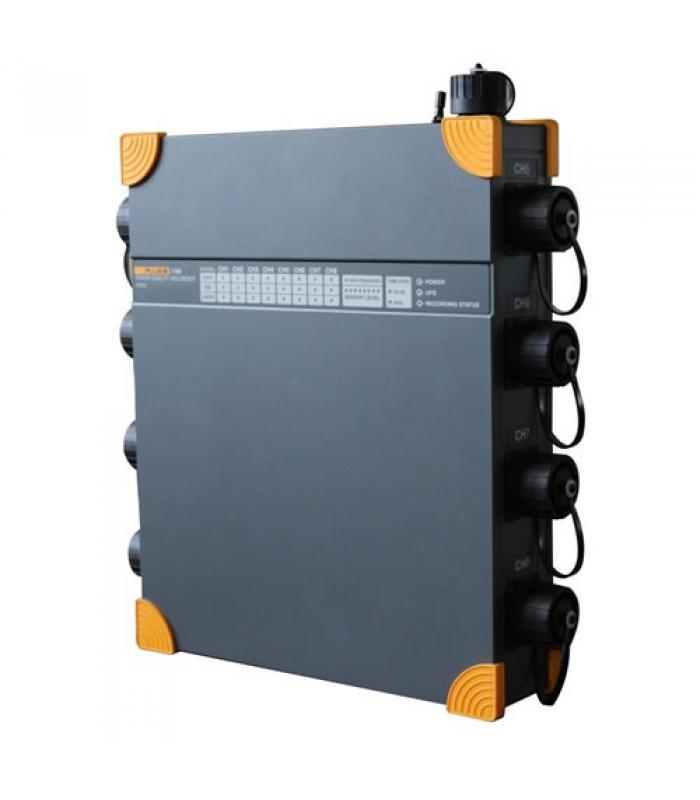 Fluke 1760 [1760 TR BASIC] Three-Phase Power Quality Recorder Topas with Fast Transient (No Probes)