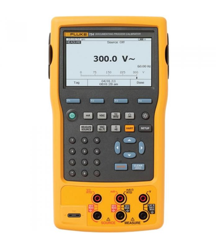 Fluke 754 [FLUKE-754] Documenting Process Calibrator-HART