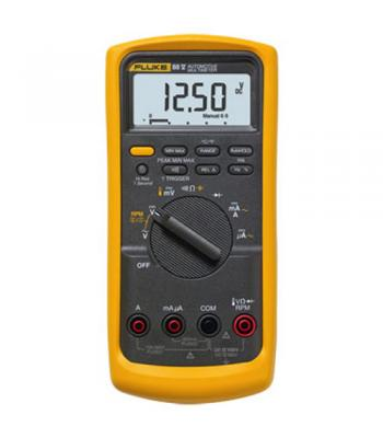Fluke 88V [FLUKE-88-5] AC / DC Deluxe Automotive Digital Multimeter, 1000V