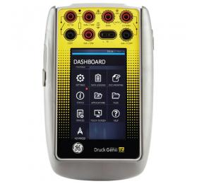 GE Druck DPI 620 [DPI620G-IS-L] Genii-IS Intrinsically Safe Multifunction Calibrator without HART / Fieldbus Communicator