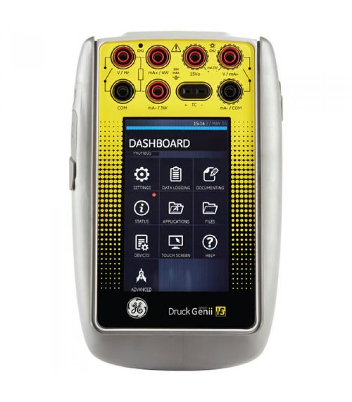 GE Druck DPI 620 [DPI620G-IS-FF] Genii-IS Intrinsically Safe Multifunction Calibrator with HART / Fieldbus Communicator