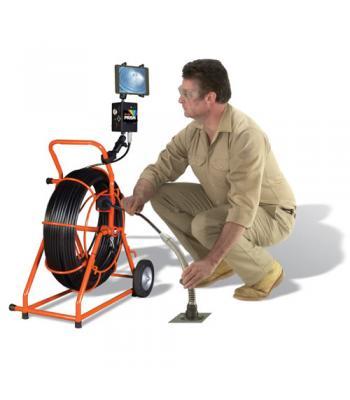 General Pipe Cleaners Gen-Eye GPR-500 Prism Sewer Camera Command Module