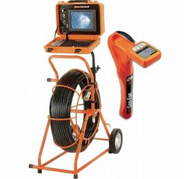 General Pipe Cleaners Gen-Eye SD [SL-SDN-B] Pipe and Sewer Inspection Camera and Locator Set for 3 to 10 Inch Lines