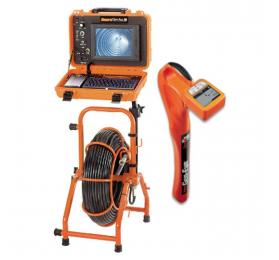 "General Pipe Cleaners Gen-Eye SD [SL-SDN-D] Pipe and Sewer Inspection Camera and Locator Set for 3"" to 10"" Lines"