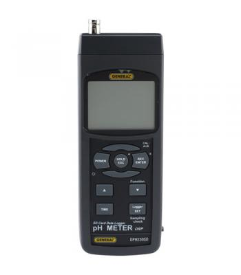 General Tools DPH230SD [DPH230SD] DPH230SD PH Meter with SD Card Data Logging [DIHENTIKAN]