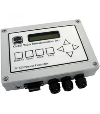 Global Water PC320-AC [HA1000] Process Controller with AC Power