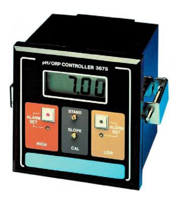 Global Water 3675 [HB0100] Water pH Controllers