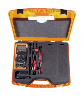 Gossen Metrawatt METRAHIT H+E CAR Set [M227U] Insulation, Milliohmmeter, Multimeter