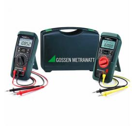 Gossen Metrawatt M244B Calibration Set