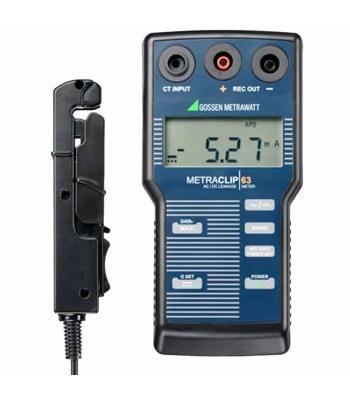 Gossen Metrawatt METRAclip 63 [M311G] 1000mA AC/DC Milliampere Current Clamp Meter