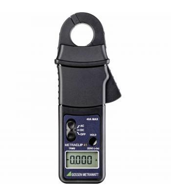 Gossen Metrawatt METRAclip 41 [M320A] 40A AC-DC Current Clamp