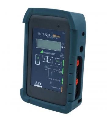 Gossen Metrawatt METRACELL BT PRO [B100B] Portable Battery Tester