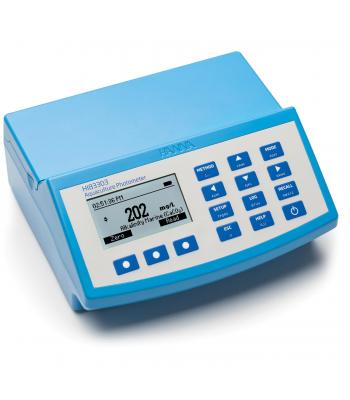HANNA Instruments HI-83303 [HI83303-02]  AquaCulture Multi-Parameter Photometer with pH Meter