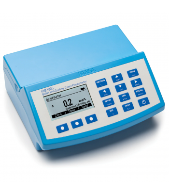 HANNA Instruments HI-83305 [HI83305-02] Boiler and Cooling Tower Photometer and pH Meter