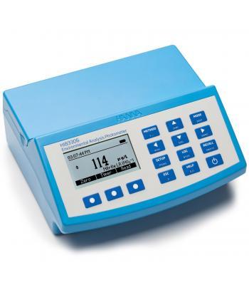 HANNA Instruments HI-83306 [HI83306-02] Environmental Analysis Photometer and pH Meter