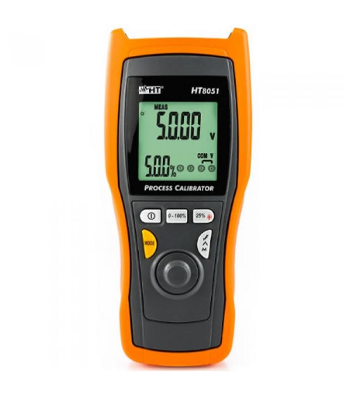 HT Instruments HT8051 [HV080510] Multifunction Process Calibrator