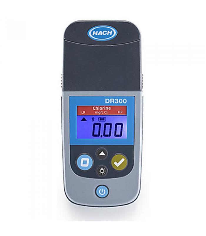Hach DR300 [LPV445.97.01110] Pocket Colorimeter, Bromine