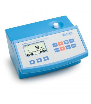 HANNA Instruments HI-83224 [HI83224-02] Wastewater Multiparameter Benchtop Photometer with COD and Barcode Recognition