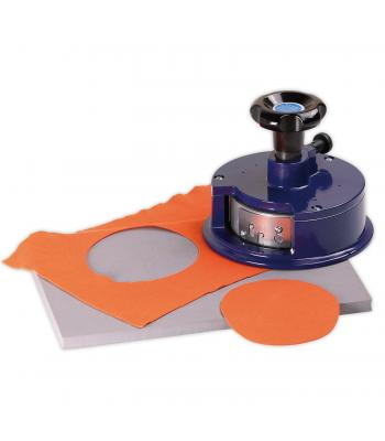 Checkline Hans 200 Series [240/100] Sample Cutter, Cuts 100 cm² Sample, 3mm Max Thickness