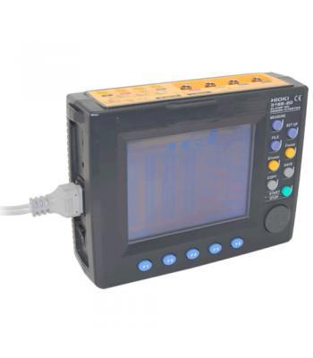 Hioki 3169 [3169-20] Power Quality Analyzer, Main Unit Only