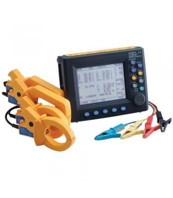 Hioki 3169 [3169-20-01/1000] Power Analyzer Kit with Three 1000 AAC Clamp on Sensors